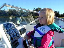 KYLIE AT THE WHEEL © www.bluemoon-emedia.com 2005