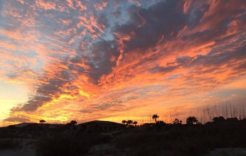 Jekyll Island Sunset