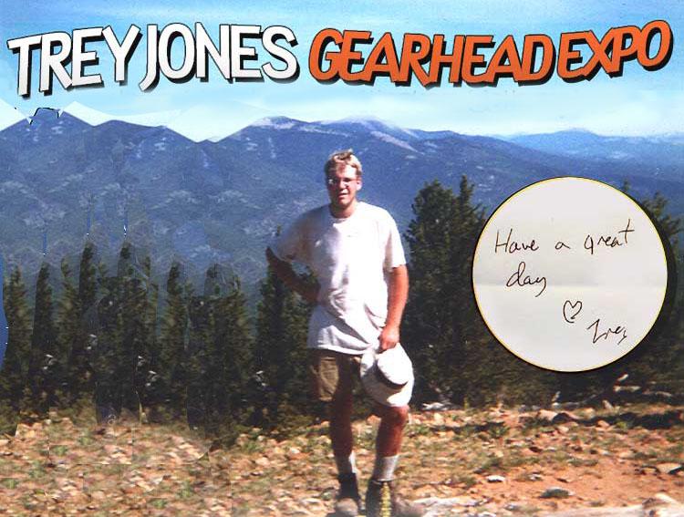Trey Jones Gearhead Expo, Winston Salem NC